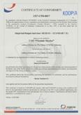 sertifikatas 11