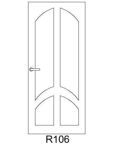sarvuotos-durys-R106