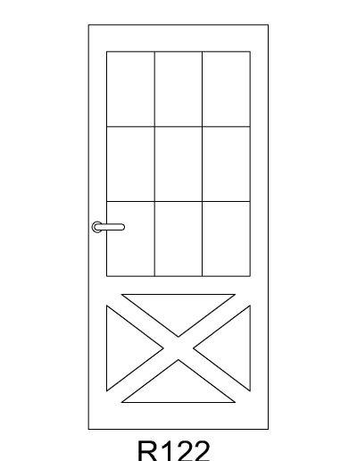 sarvuotos-durys-R122