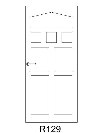 sarvuotos-durys-R129