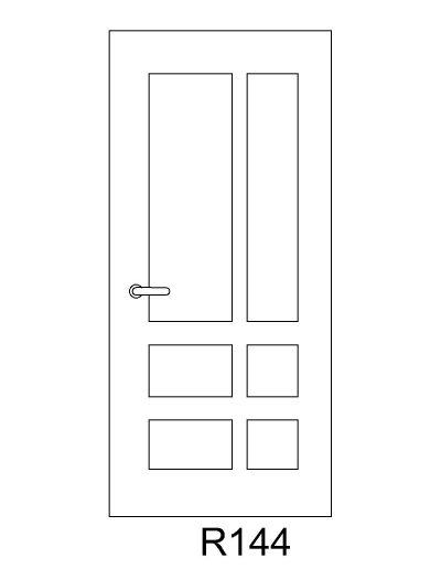sarvuotos-durys-R144