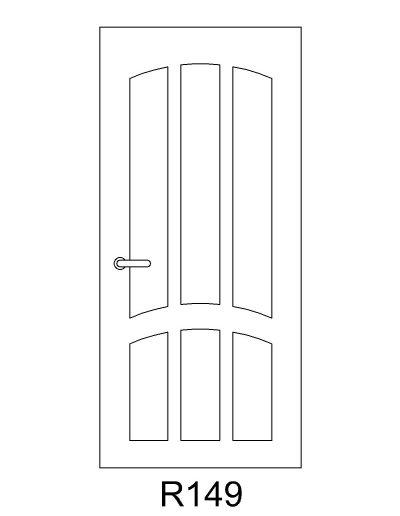 sarvuotos-durys-R149