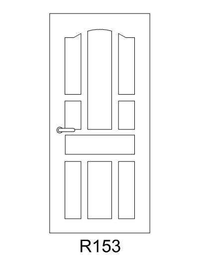 sarvuotos-durys-R153