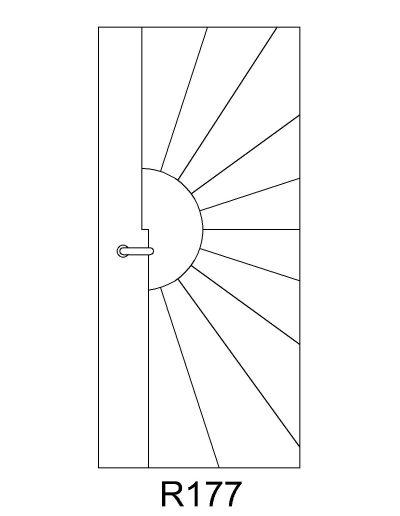 sarvuotos-durys-R177