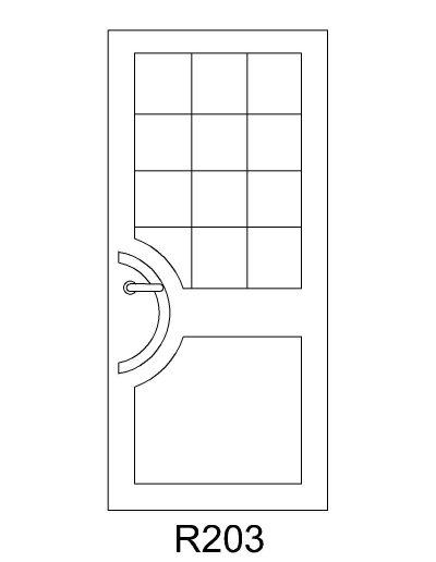 sarvuotos-durys-R203