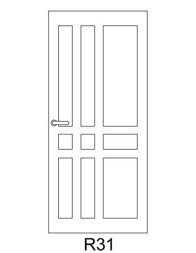 sarvuotos-durys-R31