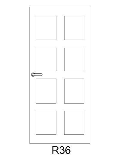 sarvuotos-durys-R36
