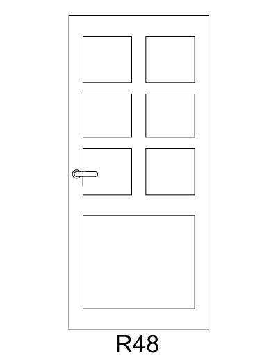 sarvuotos-durys-R48