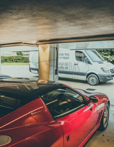 Garazo vartais Skydas 3