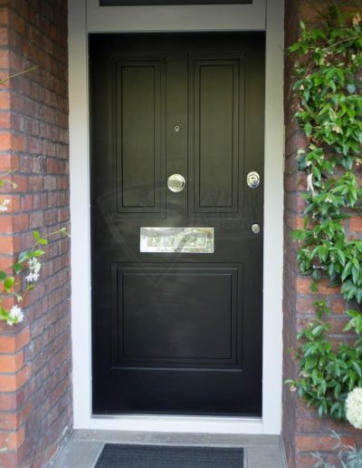 Individual Solutions For Security Doors