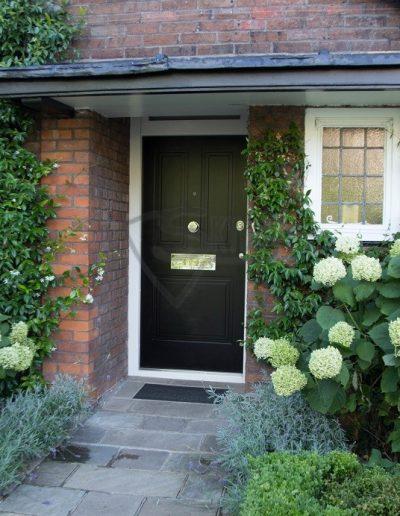 Individual Solutions for Security Door