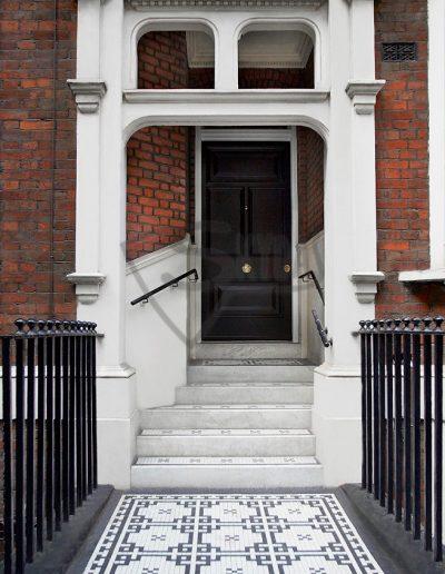 Luxury Burglar Resistant Door