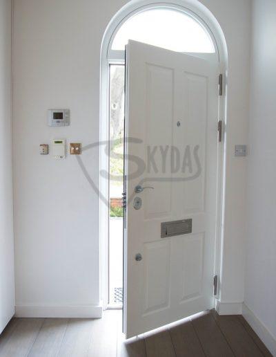 Luxury Front Entrance Door
