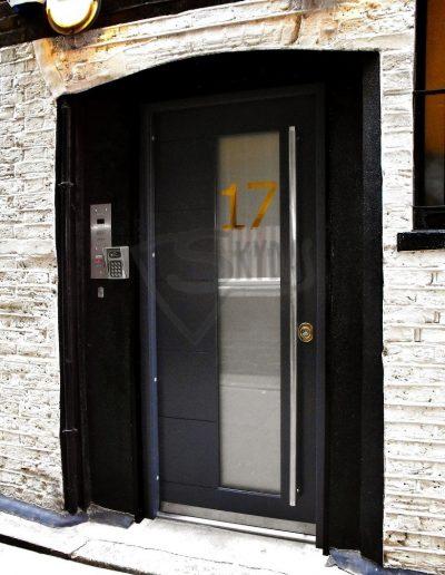 SKYDAS Luxury Security Door