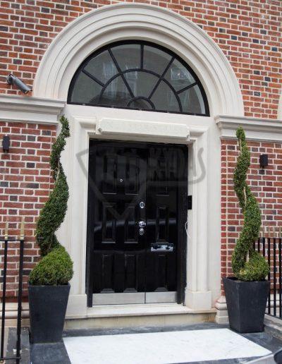 SKYDAS Luxury Security Doors