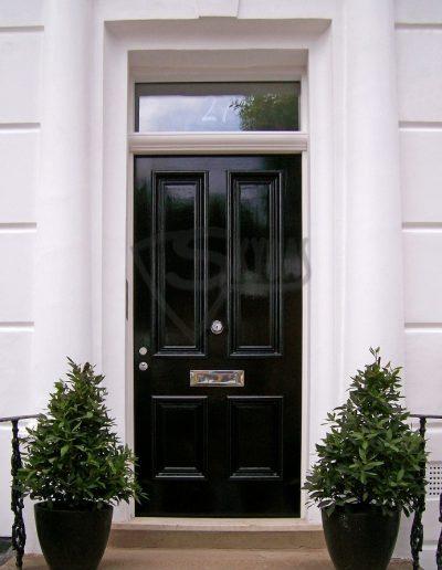 SKYDAS Security Door London