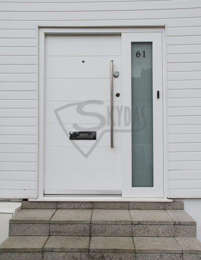 SKYDAS Security Door RC3 with side light