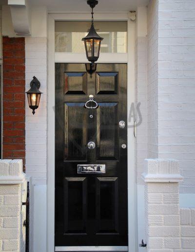 SKYDAS Security Door for Listed Buildings
