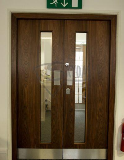 SKYDAS Security Door for Public Buildings
