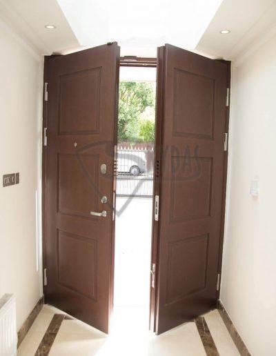 SKYDAS Security Double Door