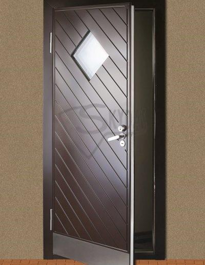 SKYDAS Security Front Door