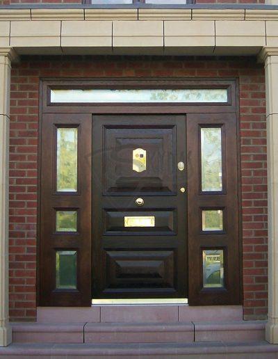 SKYDAS Shield Luxury Door