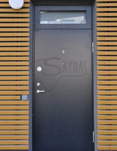 Sarvuotos lauko durys SKYDAS Mėta 4-3