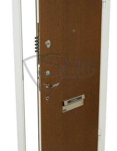 Skydas apsaugines durys RC3
