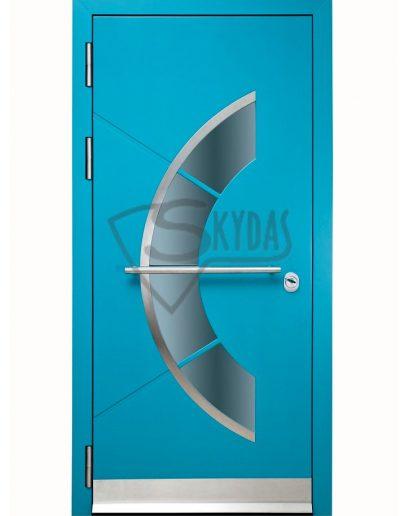 Skydas durys modernus dizainas