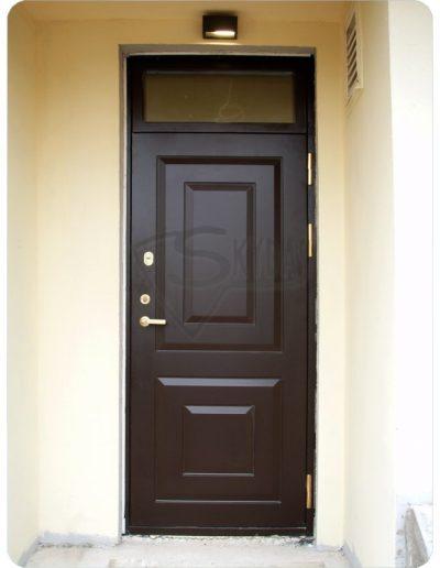 Skydas grazios durys