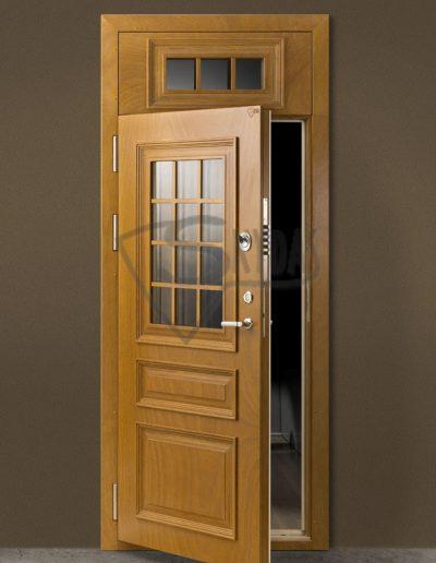 Skydas lauko durys 2