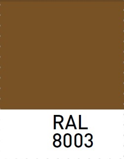 RAL8003