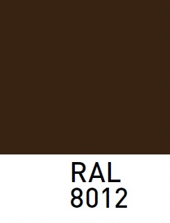 RAL8012