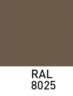 RAL8025