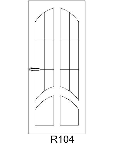sarvuotos-durys-R104