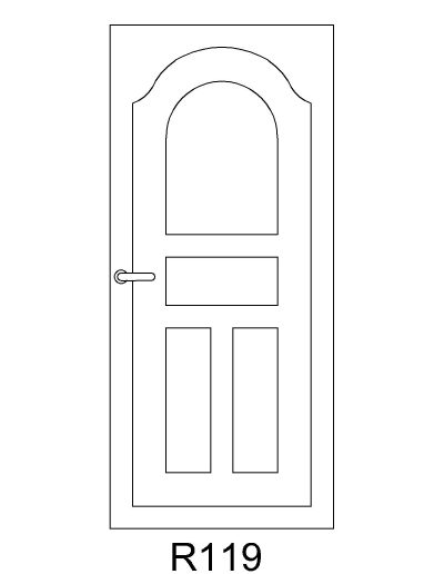 sarvuotos-durys-R119