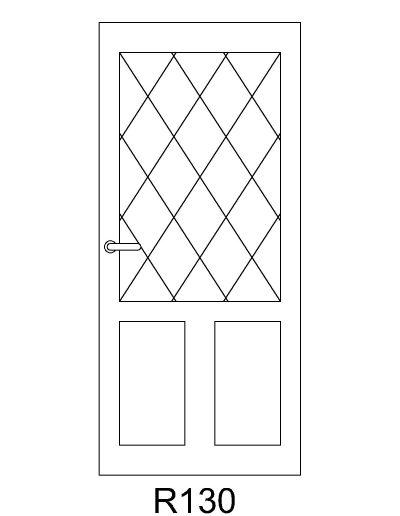 sarvuotos-durys-R130