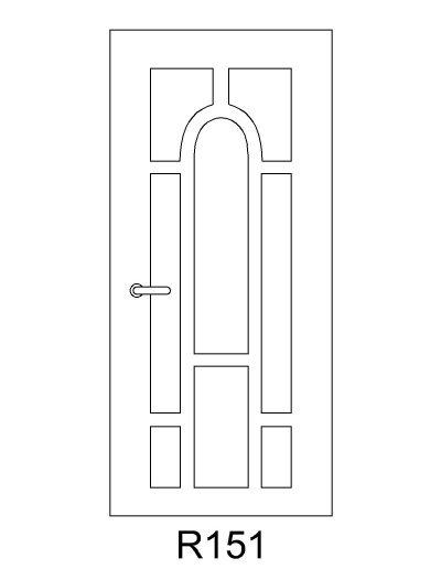 sarvuotos-durys-R151