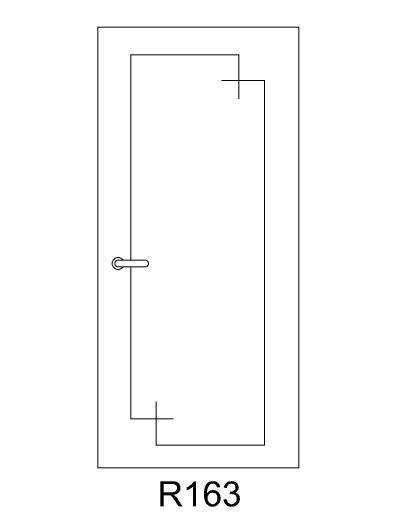 sarvuotos-durys-R163