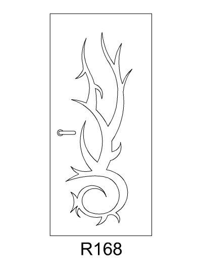 sarvuotos-durys-R168