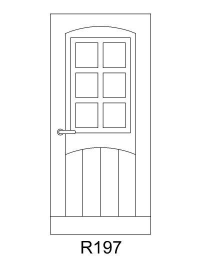 sarvuotos-durys-R197