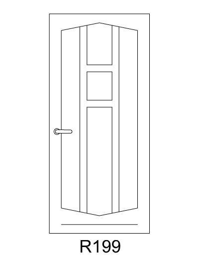 sarvuotos-durys-R199
