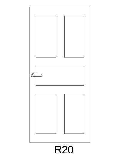 sarvuotos-durys-R20