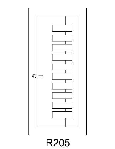 sarvuotos-durys-R205