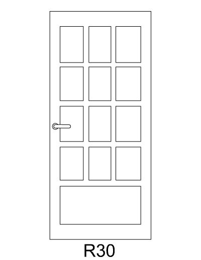 sarvuotos-durys-R30