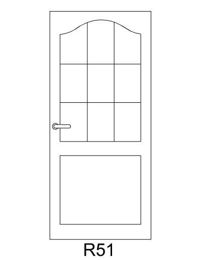 sarvuotos-durys-R51