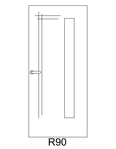 sarvuotos-durys-R90