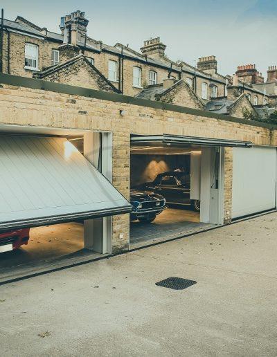 Garazo vartai SKYDAS 4