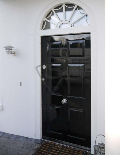 SKYDAS High gloss security door