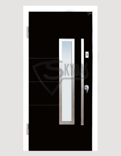 SKYDAS Premium su stiklu E-key